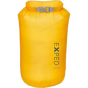 Exped Fold-Drybag Ultralite Small - geel
