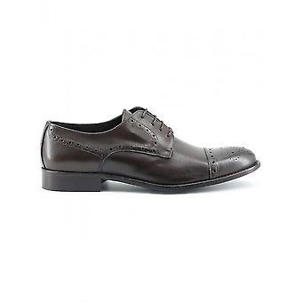 Made in Italia - Shoes - Lace-up shoes - GIORGIO_TMORO - Men - saddlebrown - 43