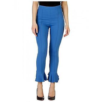 Pinko - Clothing - Pants - 1G1335_6200_GA2 - Women - Blue - 38