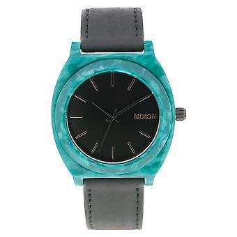 Nixon Women's Time Teller Black Dial Uhr - A328-054
