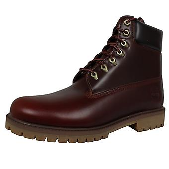 Timberland classic 6 inch heritage men's mid brown boots