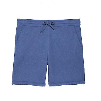 Short Terry Drawstring Short Bleu