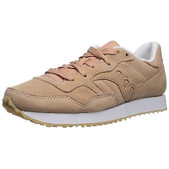Saucony Originals Women's DXN Trainer Cl Nubuck Sneaker
