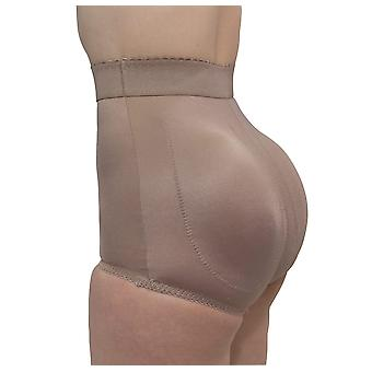 拉戈风格 915 - 高腰衬垫内裤软控制