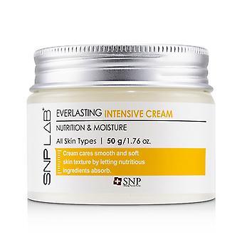 Snp Lab+ Crema Intensiva Eterna - Nutrición & Humedad (para todos los tipos de piel) - 50g/1.76oz