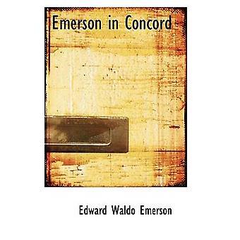 Emerson in Concord, & Edward Waldo