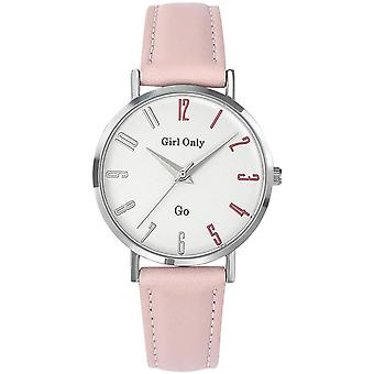 Go Girl Only 699079 - watch leather pink woman