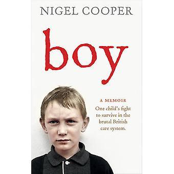 Rapaz por Nigel Cooper
