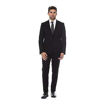 Black Verri Man Costume