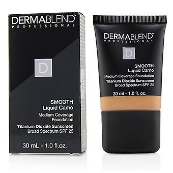 Dermablend Smooth Liquid Camo Foundation Spf 25 (medium Coverage) - Sienna (40w) - 30ml/1oz