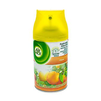 4 x Air Wick Freshmatic Max Automatic Spray Nachfüllen 250Ml - Citrus