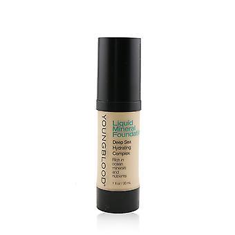 Liquid mineral foundation ivory 245281 30ml/1oz