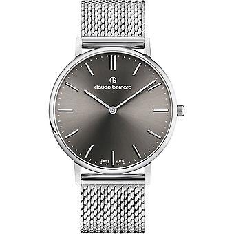 Claude Bernard - Wristwatch - Unisex - Slim Line 41 MM - 20219 3M GIN