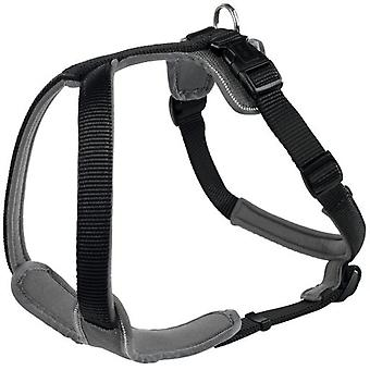 Hunter Harness Neopren Black and Grey (Dogs , Collars, Leads and Harnesses , Harnesses)