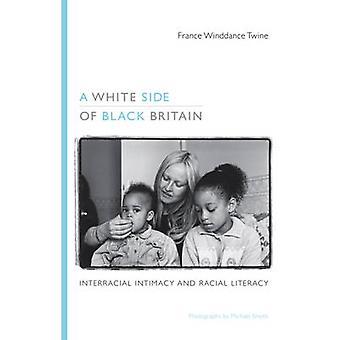 Een witte kant van zwarte Groot-Brittannië - Sex tussen verschillendre rassen intimiteit en raciale Litera