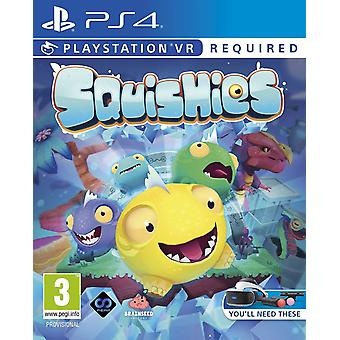 Squishies PSVR PS4 Game