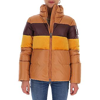 Na Label Al035540 Women's Multicolor Polyester Down Jacket