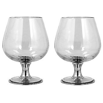 Vogue Brandy glas Set van 2-410ml