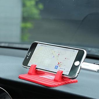 Remax غير زلة لينة سيليكون لوحة سيارة سطح المكتب جبل حامل شاحن الوقوف لفون سامسونج GPS