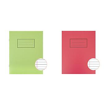 Silvine A5 Exercise Books (Pack Of 10)