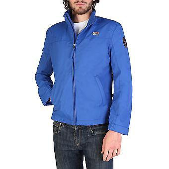 Napapijri Original Men Spring/Summer Jacket - Blue Color 34200