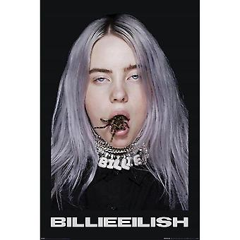 Billie Eilish, Maxi Poster - Spider