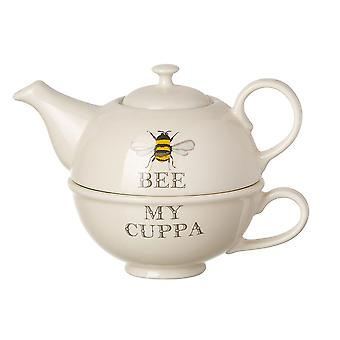 Tuftop Bee My Cuppa Tea For One