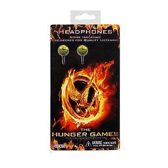 Hunger Games Meisje op Fire Birds Design Oortelefoons