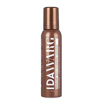 Ida Warg Instant Self Tanning Mousse Extra Dark 150ml