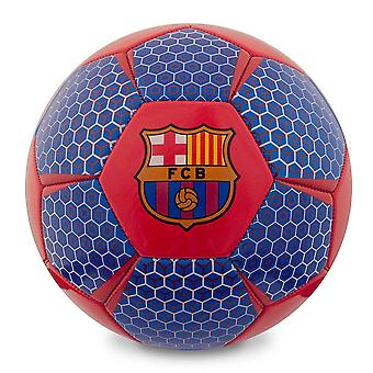 FC Barcelona Vector Official Supporter Football Soccer Ball Blue/Red - Size 5