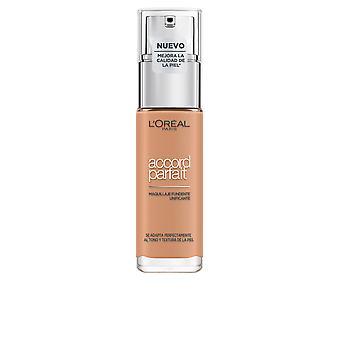 L'Oréal Paris Accord Parfait Fondation #4d/4w-naturel Dore 30 Ml Pour Femme