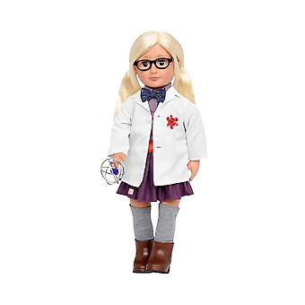 Our Generation 18-inch Amelia Professional Doll