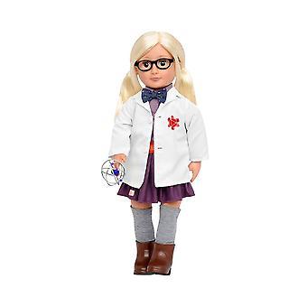 Notre génération Amelia 18 pouces professionnel Doll