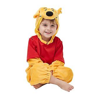 Winnie Furry. Size : Toddler