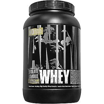 Universal Nutrition Animal Whey - About 27 Servings - Vanilla Naturally Flavored