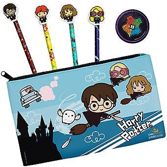 Harry Potter, Writing Set - Chibi