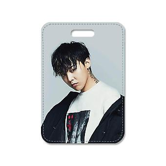 K-pop G-dragon sac mare pandantiv
