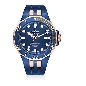Edox - ساعة اليد - الرجال - دولفين - تاريخ الغواص التلقائي - 80110 357BURCA BUIR