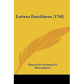 Lettres Familieres (1768)