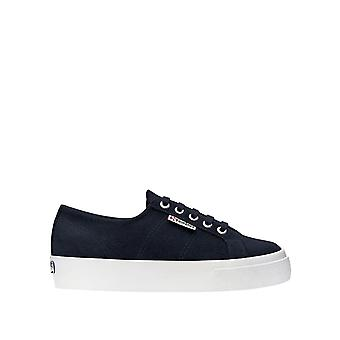 Superga Women's 2730 Sueu Sneakers Leather