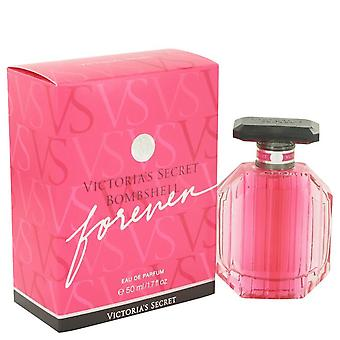 Bombshell Forever Eau De Parfum Spray By Victoria's Secret 1.7 oz Eau De Parfum Spray