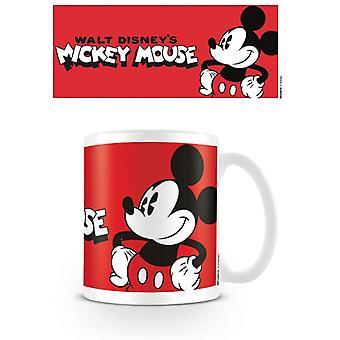 Mickey Mouse Pose Krus
