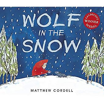 Wolf in the Snow by Matthew Cordell - 9781783448548 Book