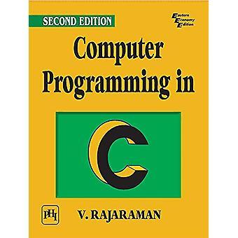 Datorprogrammering i C av V. Rajaraman - 9789388028332 Bok