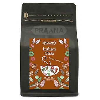 Praana Tea - Indian Chai Black Tea With Spices - 100 G