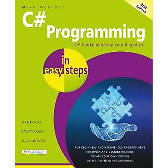 C# Programming in easy steps by Mike McGrath - 9781840789065 Book