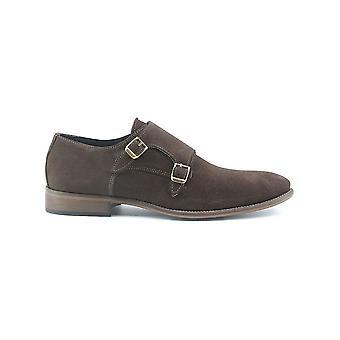 Made in Italia - Schuhe - Slipper - DARIO_TDM - Herren - saddlebrown - 43