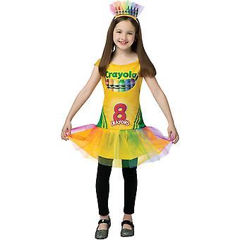 Crayola Box barn kostym 2