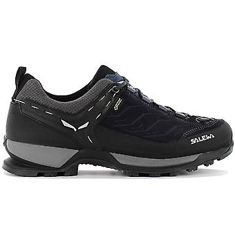 Salewa Mountain MS MTN Trainer GTX - Gore Tex - Men's Hiking Shoes Black 63467-0965 Sneakers Sports Shoes
