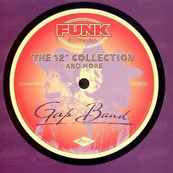 Gap Band - 12 Inch Collection & More [CD] USA import